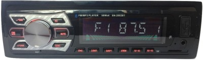 Gadget Deals SN-2002 Bluetooth/FM/USB/SD/With Phone Caller Id Receiver Car Stereo