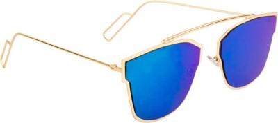 Poloport Retro Square Sunglasses