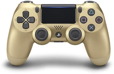 Sony PS4 DualShock Controller - V2 (Gold)  Gamepad