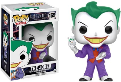 Funko Batman The Animated Series Joker Pop Vinyl Heroes Figure