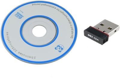 Terabyte Mini Wireless Wifi LAN Network 802.11n/g/b USB Adapter