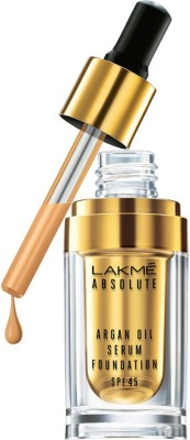 Lakme Absolute Argan Oil Serum with SPF 45 Foundation
