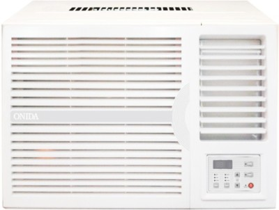 Onida 1.5 Ton 5 Star BEE Rating 2017 Window AC  - White