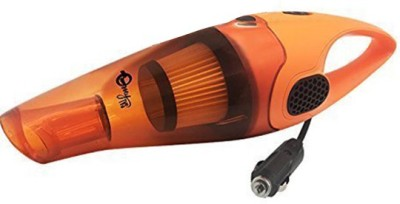 myTVS 12v High Power Wet & Dry Car Vacuum Cleaner Powerful and Reliable Vehicle Interior Cleaner