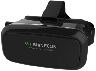 Blue Birds shinecon new style high definition Lighting and zoombale virtual reality vr box