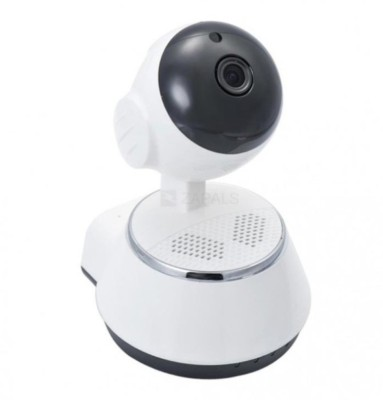 ShopyBucket Wifi Smart Net DVR Camcorder V380 360 Degree Rotation 1 Channel 6 Channel Home Security Camera