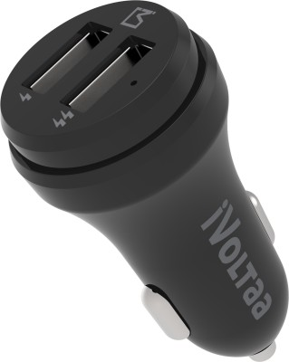 iVoltaa 3.1 Amp Turbo Car Charger