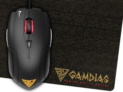 Gamdias Demeter E1 Wired Optical  Gaming Mouse