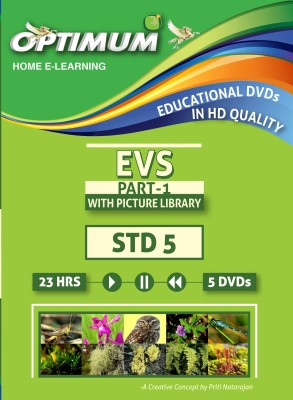 Optimum Educators Educational DVDs MAHARASHTRA BOARD STD 5 EVS PART 1