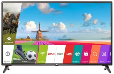 LG Smart 123cm (49 inch) Full HD LED Smart TV