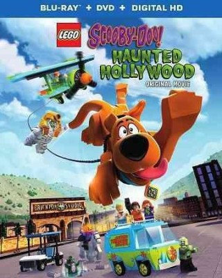 LEGO SCOOBY:HAUNTED HOLLYWOOD
