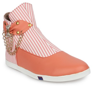 London Steps Boots For Women