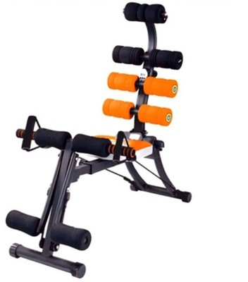 Telebrands Master Blaster Six Pack Abs Care Abdominal Trainer Abs Workout Machine Home Gym Fitness Equipment Cardio Exerciser Ab Exerciser