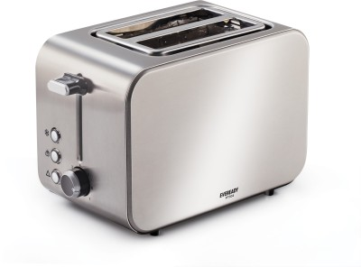 Eveready PT 104 850 W Pop Up Toaster