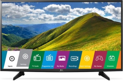 LG Smart 123cm (49 inch) Full HD LED TV