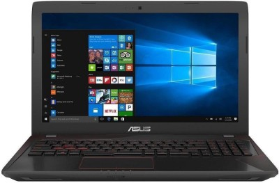 Asus FX Series Core i7 7th Gen - (8 GB/1 TB HDD/Linux/2 GB Graphics) FX553VD Gaming Laptop