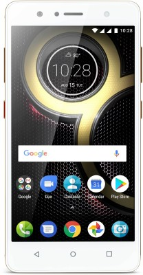 Lenovo K8 (Fine Gold, 32 GB)