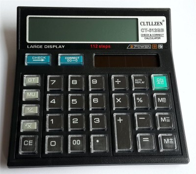 AIW CLTLLZEN CT512GB Cltllzen 12 Digit Scientific  Calculator