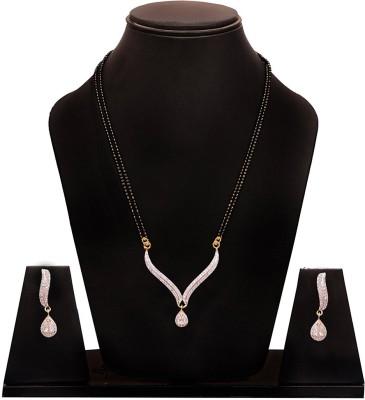 Sitashi Copper Jewel Set
