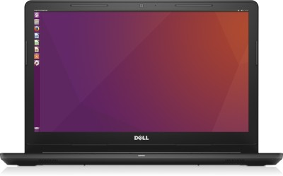 Dell Inspiron APU Dual Core E2 - (4 GB/500 GB HDD/Linux) 3565 Laptop
