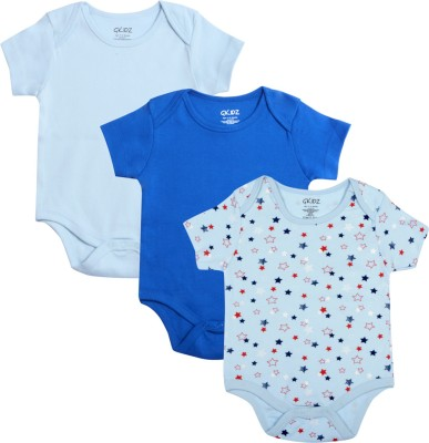 Gkidz Baby Boy's & Baby Girl's Multicolor Bodysuit