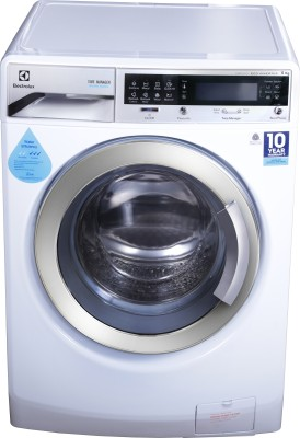 Electrolux 11 Kg Fully Automatic Front Load with In-built Heater White