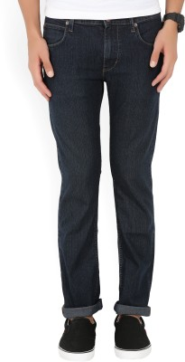 Lee Slim Men's Dark Blue Jeans