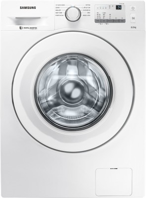 Samsung 8 kg Inverter Fully Automatic Front Load Washing Machine White