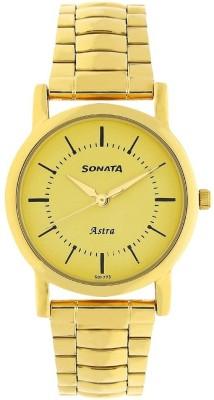 Sonata 77049YM01CJ Analog Watch  - For Men