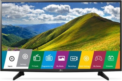 LG Smart 108cm (43 inch) Full HD LED TV