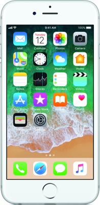 Apple iPhone 6s (Silver, 32 GB)