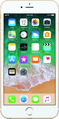 Apple iPhone 6s Plus (Gold, 32 GB)
