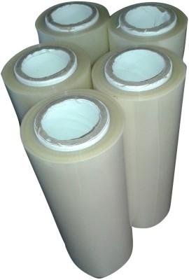 tclpvc Wholesale Lamination Paper And rolls deal Bulk ( Lamination rolls 9 inch 5 ) Profit maker pack Company sealed pack Transparent Paper