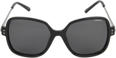Polaroid Over-sized Sunglasses