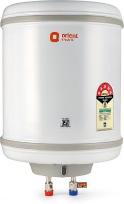 Orient Electric 25 L Storage Water Geyser (WS2502M, White)