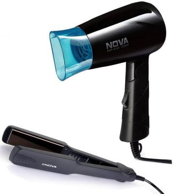 Nova Freshers Pack NHS-860 + NHP-8100/05 Combo Kit