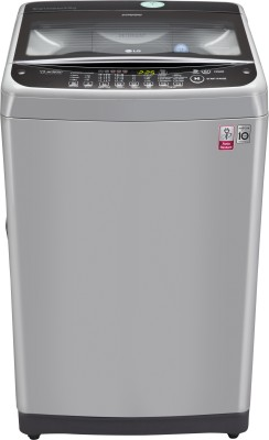 LG 8 kg Inverter Fully Automatic Top Load Washing Machine Silver