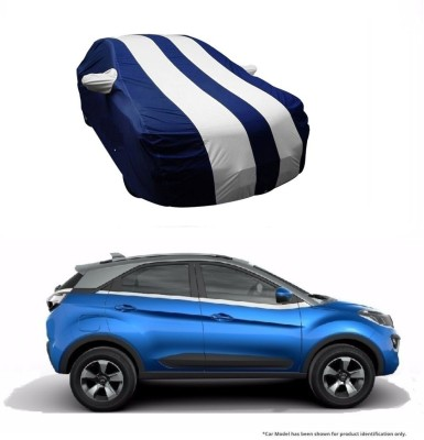 Flipkart SmartBuy Car Cover For Tata Nexon (With Mirror Pockets)