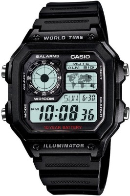 Casio D097 Youth Series Digital Watch  - For Men