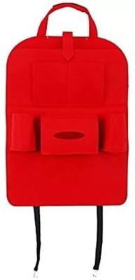 Starbust Car Back Seat Storage Bag For Mobile / Car Documents Paper / Bottle / Tissue Paper Car Multi Pocket (seat cover -SC-104 Car Storage Bag