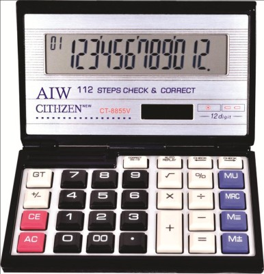 AIW CT-8855v Scientific  Calculator
