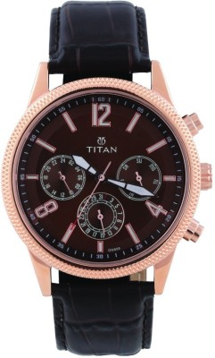 Titan 1734WL01 Neo Watch  - For Men
