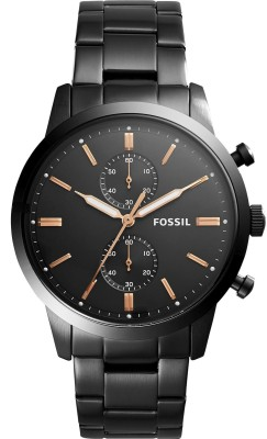 Fossil FS5379 44MM TOWNS Watch  - For Men