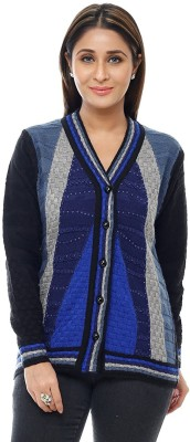Perroni Women's Button Embroidered Cardigan