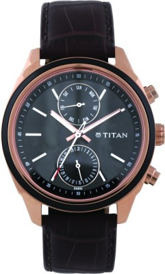 Titan 1733KL03 Neo Hybrid Watch  - For Men