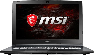 MSI GL Core i7 7th Gen - (8 GB/1 TB HDD/128 GB SSD/Windows 10 Home/4 GB Graphics) GL62M 7REX Gaming Laptop