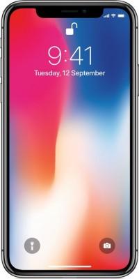Apple iPhone X (Space Gray, 64 GB)