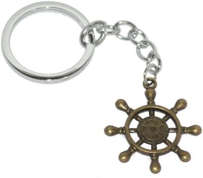 Aura Imported Shipping Wheel Key Chain