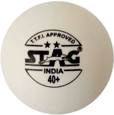 Stag Two Star Plastic Table Table Tennis Ball