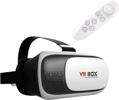 Flier Best VR Box Headset version 2.0 3D with Remote
